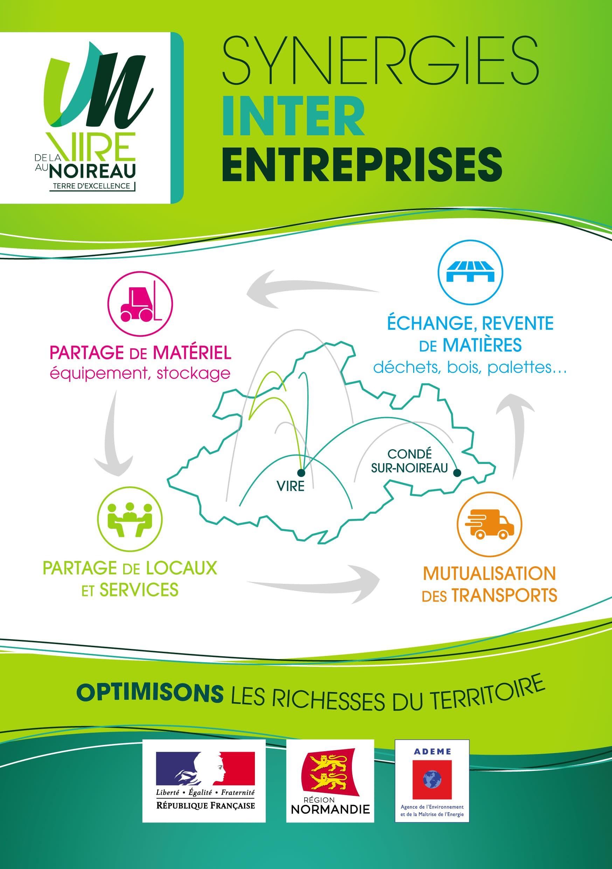 synergies entreprises